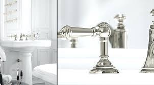 kohler bathroom sink faucets single hole kohler bath sink faucets michaelresin site