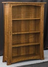 Mission Bookcase Plans Hand Crafted Shaker And Mission Furniture Online Outlet Store