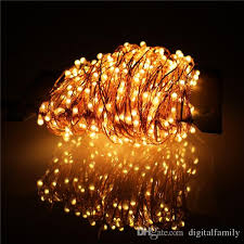 where to buy cheap fairy lights 30m 300 led outdoor christmas fairy lights warm white copper wire