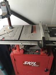 Skil Table Saw Skil Xshop For Sale In Alvarado Tx 5miles Buy And Sell