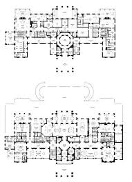 floor plans for mansions baby nursery mansion floor plans revival house