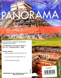 chp code panorama 5th ed looseleaf vol 2 text chp 8 15 w supersite 12m