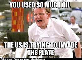Chef Ramsy Meme - lol s club laugh out loud s club gordon ramsay yelling meme