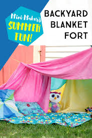 save your sanity with a magical blanket fort kit