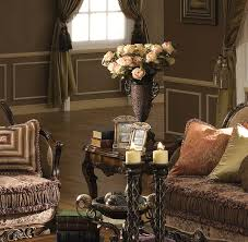 victoria end coffee table antique walnut