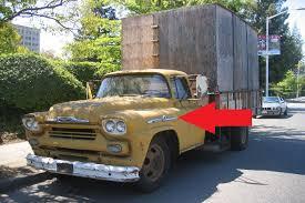 Famosos Emblema Lateral do Capô Caminhão Chevrolet Viking 1958 Original  #VY95