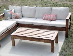 Build Large Coffee Table by Best 25 Outdoor Coffee Tables Ideas On Pinterest Industrial