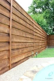 wood fence ideas thepoultrykeeper club