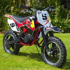 motocross bikes for sale in scotland rebo yz50 comp 2 stroke 50cc petrol engine kids mini dirt race