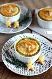 turkey for two on thanksgiving turkey pot pie two of a kind
