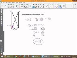 unit 6 geometry practice test key youtube