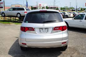 2007 acura rdx awd turbo silver sport wagon sale
