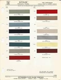 1964 chevrolet impala desert beige code 938 car paint color kit