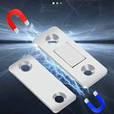 kitchen cupboard door stoppers ultra thin magnetic door stopper invisible