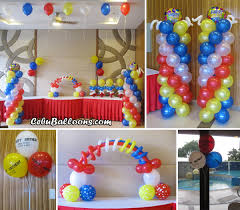 90th Birthday Centerpiece Ideas by Images Of Balloon Decoration For Birthday Image Inspiration Of