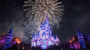 happily ever after fireworks show at magic kingdom walt disney