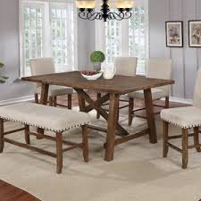 Counter Height Kitchen  Dining Tables Youll Love Wayfair - Counter height kitchen table