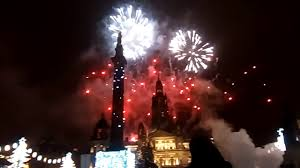 glasgow christmas lights switch on 2016 youtube