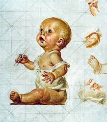 new years baby 1927 new years baby blowing bubbles by joseph christian leyendecker