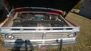 Old Ford Truck Engine Swap - 1974 f 100 engine transmission swap ford truck enthusiasts forums