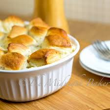 biscuits sausage gravy pot pie the midnight baker