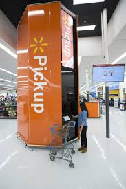 Walmart Store Floor Plan Walmart Rolls Out Pickup Towers For Online Orders To 100 Stores