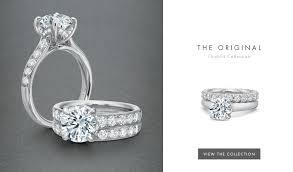 precision set rings precision set diamond rings wedding promise diamond