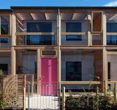 zero carbon housing development welcomes its first families in