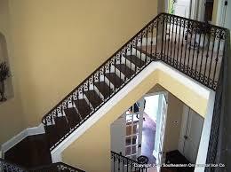 stair railing southeastern ornamental iron works