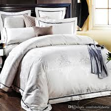 hotel high end bedding european style four piece 1 5 m 2 0 m quilt