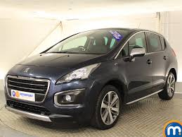 peugeot 3008 2017 black used peugeot 3008 for sale second hand u0026 nearly new cars