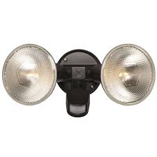 Outdoor Motion Sensor Security Lights by Utilitech Outdoor Motion Sensor Security Floodlight Review