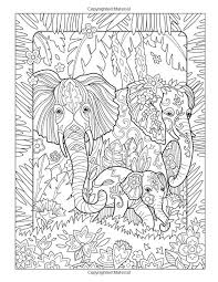 amazon art marjorie sarnat elegant elephants