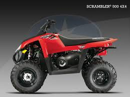 gallery of polaris scrambler 500