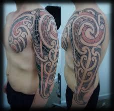 custom new zealand maori ta moko kirituhi pacific tribal three