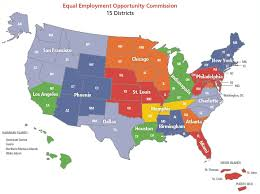 us map atlanta to new york eeoc field offices