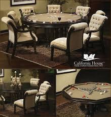 poker game table set best 25 custom poker tables ideas on pinterest table pertaining to