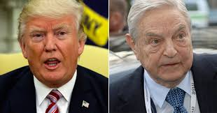 breaking trump just uncovered soros plot to start violent