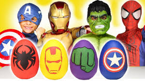 Iron Patriot Halloween Costume Avengers Play Doh Surprise Eggs Costumes Disney Review Kids Toys