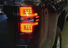 2009 chevy silverado tail lights recon chevy silverado led tail lights autotrucktoys com