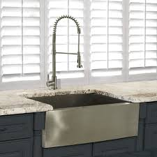 Stainless Faucets Kitchen by Best 25 Stainless Steel Apron Sink Ideas On Pinterest Stainless