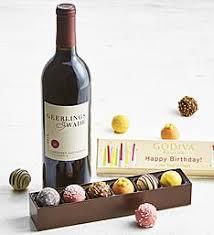 Gift Baskets With Wine Wine Gift Baskets Wine Gifts 1 800 Flowers Com
