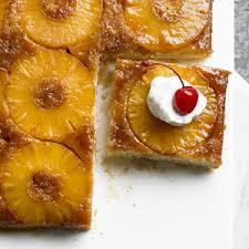 pineapple upside down coffee cake