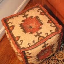 Kilim Storage Ottoman Jaquetta Kilim Ottoman Furniture Pinterest Kilim Ottoman