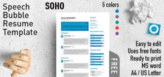 Free Modern Resume Templates Word Free Effective Resume Templates For Ms Word Rezumeet