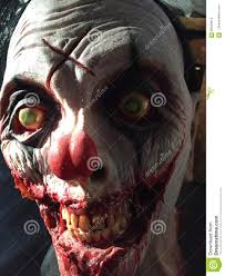 gruesome clown stock photo image 69529612