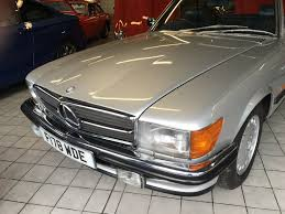 mercedes classic convertible used mercedes sl class 300 sl classic convertible with hardtop
