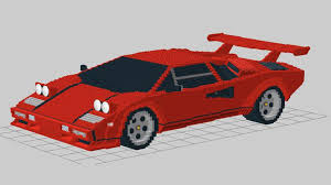 lego lamborghini car lego lamborghini countach photo gallery autoblog