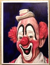 clown stilts for sale lou the of patty sue o hair vicknair