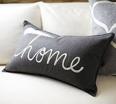 Pottery Barn Lumbar Pillow Covers Best 25 Pottery Barn Pillows Ideas On Pinterest Living Room